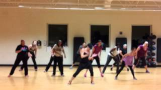 Turn the Night Up Dance Fitness Choreography