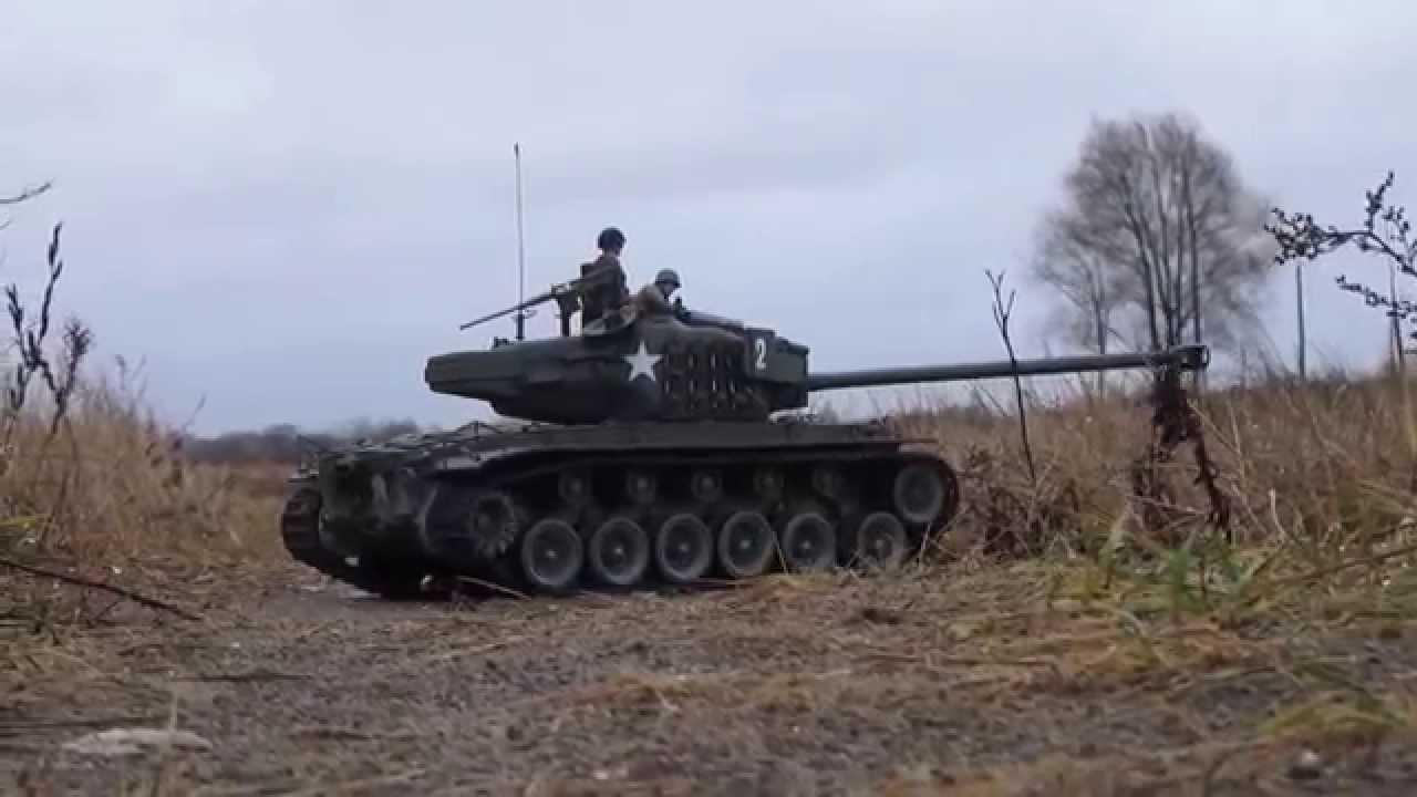 t26e4 super pershing tank