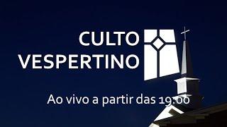 Culto Vespertino - Marcos 9.33-37 (19/09/2021) #ippc #ipbpraiadacosta