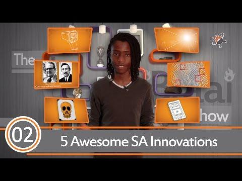 5 Awesome SA Innovations
