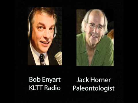 Bob Enyart calls Jack Horner about carbon dating a T-rex fossil