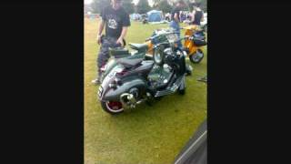 Cleethorpes scooter rally 2009