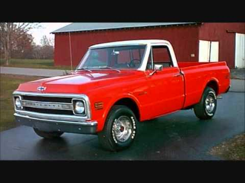 67-72 Chevy trucks - YouTube
