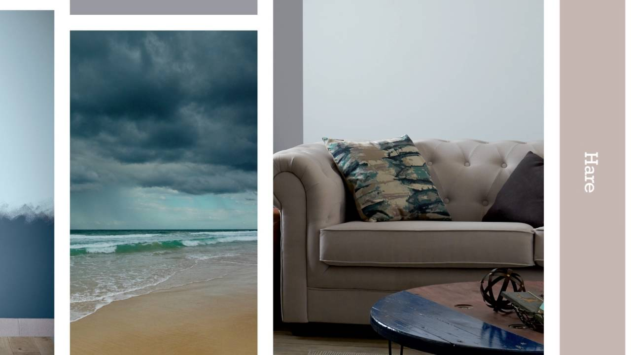 Colour Trends Autumn Winter 2016 - Skyscapes - Interior Paint Ideas ...