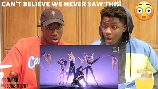 (G)I-DLE | K/DA - POP/STARS (ft Madison Beer, Jaira Burns) | MV - League of Legends (Reaction)