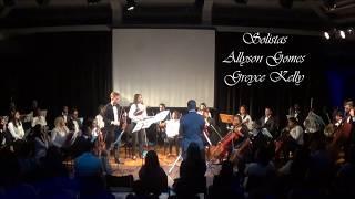 Baixar Antonio Vivaldi Concerto for 2 Violins and Strings in A minor
