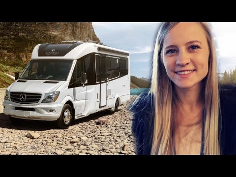 2020 UNITY with MURPHY BED by Leisure Travel Vans