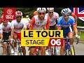 Tour de France 2019 Stage 6 Highlights: Planche des Belles Filles   WE'RE IN THE MOUNTAINS!