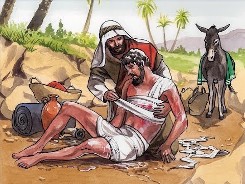 Sermons for Salvation: The Good Samaritan