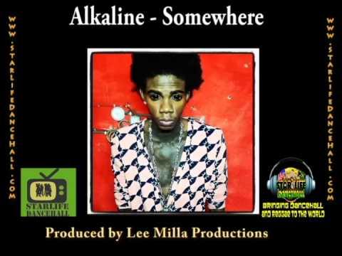 ALKALINE - SOMEWHERE [NEW MUSIC NOV 2014] (DanceHall)