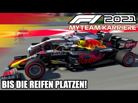 BIS DIE REIFEN PLATZEN! | F1 2021 My Team Karriere #36