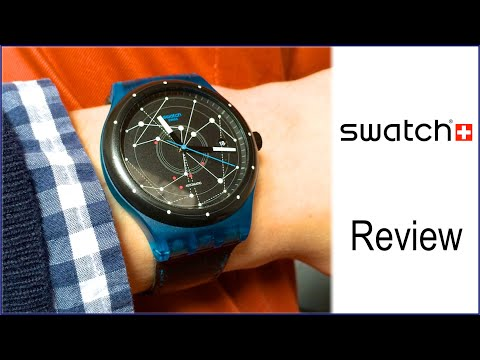 Swatch Sistem51 Review! -