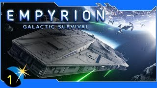 empyrion Galactic Survival - A Star Wars Server with 180 players?! Star Wars Multiplayer Gameplay #1