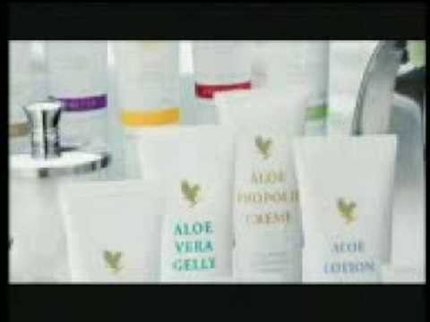 Forever Aloe Products (عربي)