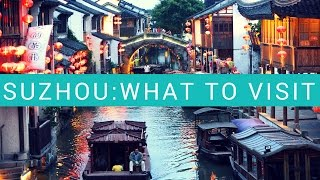 Suzhou: What to Do in China's Venice of the East | GoPro Video