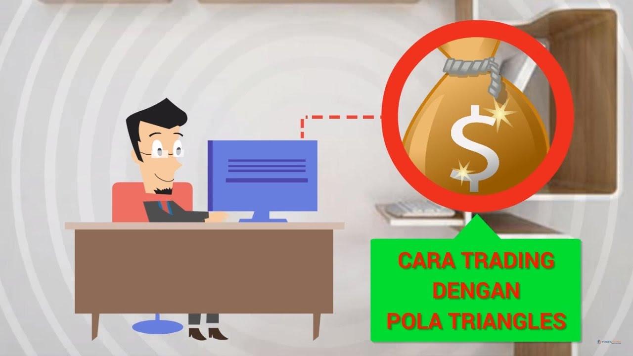 Strategi Trading Forex Dengan Metode Pola Triangles - YouTube