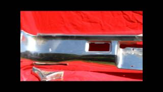 1964 1965 Oldsmobile 98 bumpers