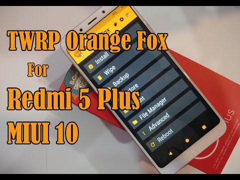 download tools twrp_installer xiaomi redmi 5 dan redmi 5 plus