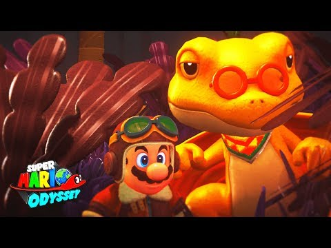 Super Mario Odyssey Verlorenes Land 100 Alle Monde