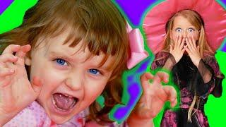 4 Best Halloween Videos! | Halloween Costumes | Face Paint