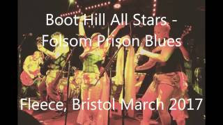 Boot Hill All Stars - Folsom Prison Blues