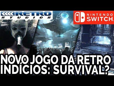 NOVO JOGO DA RETRO STUDIOS P/ SWITCH 2018 - Minha pesquisa revela o que pode ser o novo game secreto