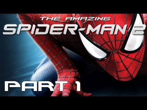 The Amazing Spider-Man 2 - With Great Power - Part 1 (PS4 Gameplay)