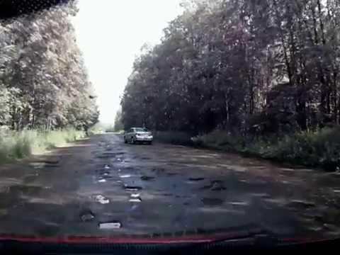 Дорога на Космынино, 19 июля 2015 года