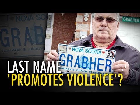 """Human Rights Commission claims last name """"promotes violence"""""""