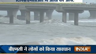 Weather Department Forecasts High Tide In Mumbai, Thunderstorms In Delhi | India TV
