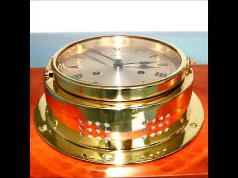 Photoshoot Observer Kieninger Ships Clock Barometer Set