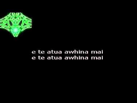 E Te Atua (Whanau)