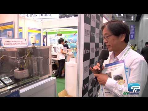 ecotechTube - Tokyo Metropolitan Industrial Technology Institute