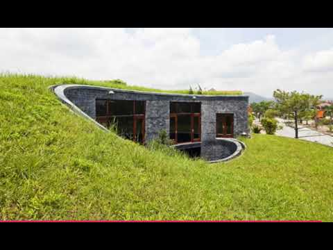 Spectacular Torus-Shaped Stone House With Sustainable Features in Vietnam