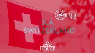 OMEGA House at Rio 2016 - Olá Switzerland with Bastian Baker