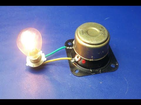 Free Energy speaker
