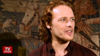 Outlander stars take our Scottish culture quiz -- On the Set