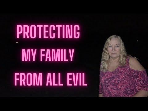PROTECTING MY FAMILY ( I HAD TO DO IT )