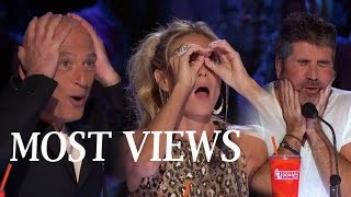 TOP MOST VIEWS America's Got Talent NEW UPDATE thumbnail
