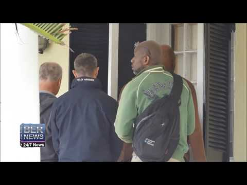 Police Entry Into Brown Darrell Clinic, Feb 11 2017