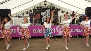 Lunavana Dance School Démo Los Amas 2017