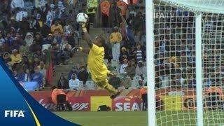 Enyeama, Eagles can't restrain Greek joy