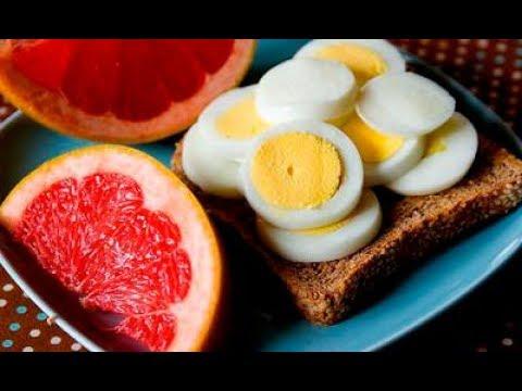 Los 5 mejores desayunos para perder peso ¡EN SOLO 7 DÍAS!