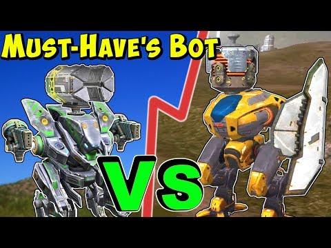 Must-Have War Robots: Hellburner Vs Strider Beacon Runner Gameplay WR