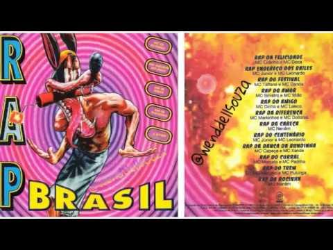 Rap Brasil 1 Pra Matar Saudades !