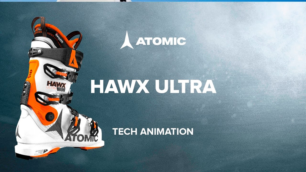 cheap for discount a6488 c80eb Atomic Hawx Ultra | Tech Animation