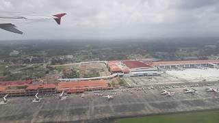 Flight take off from Cochin international airport Best video HD