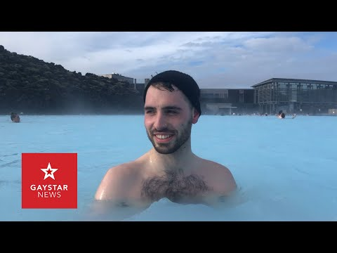Dip your toes in Iceland's thermal baths on gay and LGBTI Rainbow Reykjavík tours