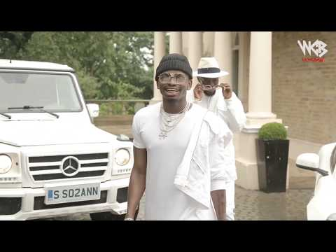 Patoranking ft Diamond Platnumz [Love you Die Behind the Scene part 1 ]