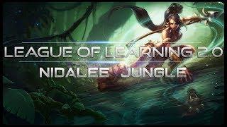 [ITA-GUIDA] NIDALEE VS LEE SIN - NIDALEE JUNGLE - League Of Legends